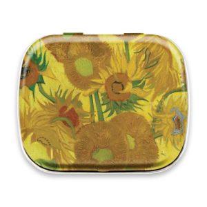 Van Gogh Mint Box – Sunflowers