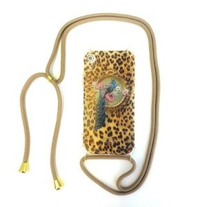Phonecase with Cord Lovely Leo Iphone 6-7-8 plus