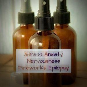 RAW PASSION Canine Calming Spray   Stress Anxiety Nervousness Fireworks Epilepsy