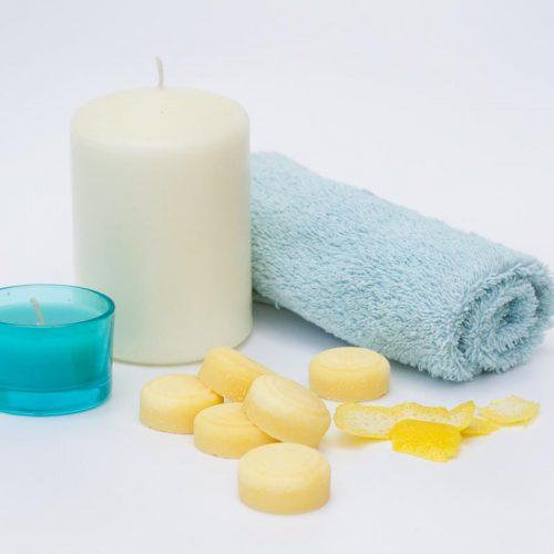 Raw Organic Skin Melts & Body Bars