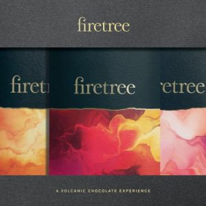 FIRETREE COLLECTION GIFT BOX – 5 x 65g Bars – pack of 6