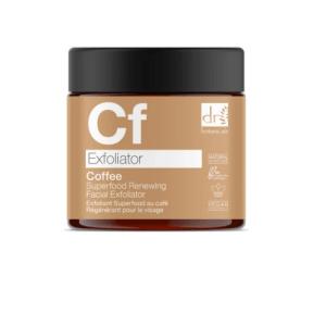 Coffee Superfood Renewing Facial Exfoliator 60ml (NF)