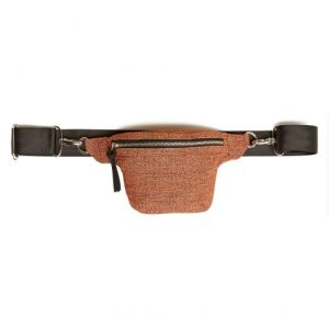 Red Fran Belt Bag