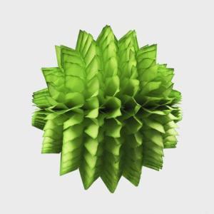 Spiky Honeycomb Ball 40cm, Bright Green