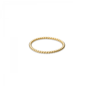 Gold Halo Ring - 14 1 500x500