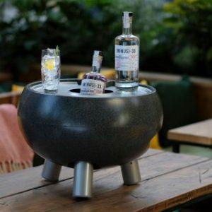 Freebird Entertaining Cooler (Chopping Board & Champagne Tray) - Dark Stone - 17 Freebird Entertaining Dark Stone 2 319x400 1