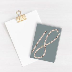 Happy 18th Birthday Card – Blank Inside – pack of 6