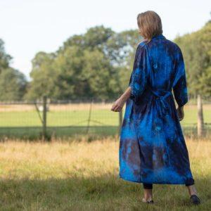From My Mother's Garden Blown Wishes Lightweight Robe