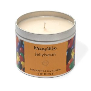 Jellybean – handmade soy candle