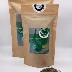 Pure Mint – Organic Peppermint 50g