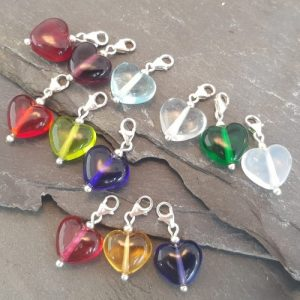 Cora Heart Clip on Charms - Birthstones in Glass Collection - 20181016 001209 500x500