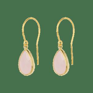 Earring - Pink Drip - 258  Earring Pink Drip 500x500