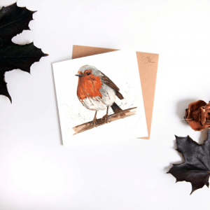 ROBIN CARD pack of 6