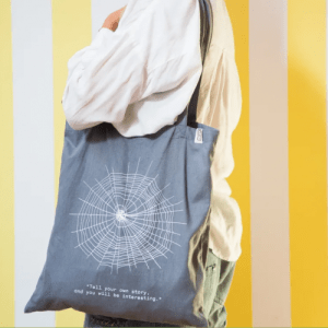 Spider Tote Bag, pack of 5