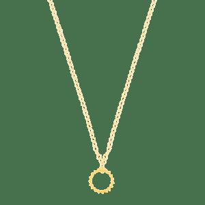Necklace - Sun - 606  Necklace Sun 500x500