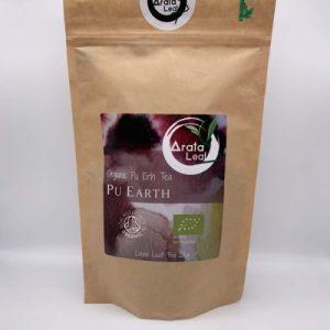 Pu Earth – Organic Pu Erh Tea 200g