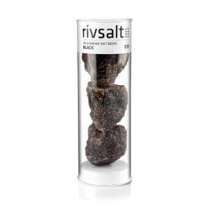 Rivsalt BLACK Kala Namak – The Vegan Salt (Case Of 10)