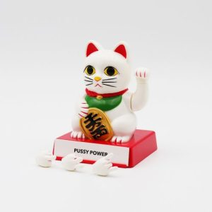 Cattitude - Lucky Cat with Interchangeable Hands - Cat with hands 500x500