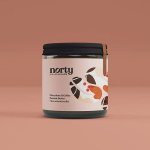 Norty Chocolate and Coffee Nut Butter