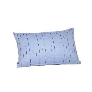 KANTHA STICH 2 QUILTED CUSHION POWDERED BLUE - Kantha Stich2 Cushion Blue 500x500
