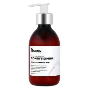 No Ordinary Conditioner (Clarity) for fine, oily & greasy hair 250ml - LRMCon copy 500x500