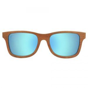 Petrel – eco friendly 100% Wooden Mirrored Sunglasses