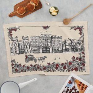 TT62 - Royally British Tea Towel - pack of 6 - RoyallyBritish TeaTowel 1 500x500
