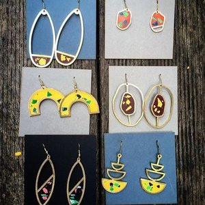Extra Large Earrings Bundle - bundle