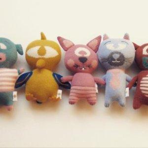 Fantastic Friends Soft Toys Bundle