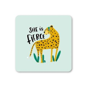 Fierce Coaster pack of 6 - fiercecstr 500x500