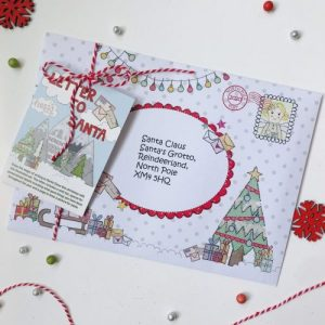 Christmas Letter to Santa Fairy - il 794xN.2583435977 a6hq 500x500