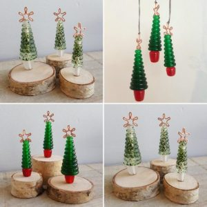 Christmas Tree Ornament Bundle - Flora Collection - product collages 2 500x500