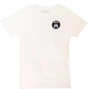 Monkey Face T-shirt White - 1 Camiseta blanca kahuna store hombre joven algodon mono gafas surf skate snow2