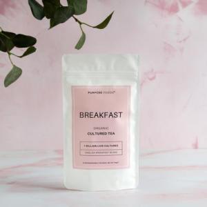 BREAKFAST – ORGANIC PROBIOTIC TEA (20 BIO BAGS)
