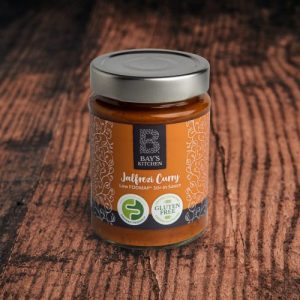 Jalfrezi Curry Stir-in Sauce pack of 6 jars - 10 Bays Kitchen Jalfrezi Curry Wood 980x980 1 500x500