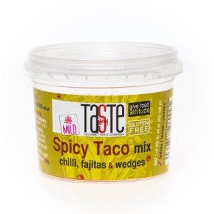 Spicy Taco mix (mild) 40g box of 12 - 10 Spicy Taco 500x500