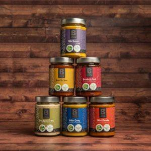 6x 6 Bestselling Sauces Bundle - 11 bundle 500x500
