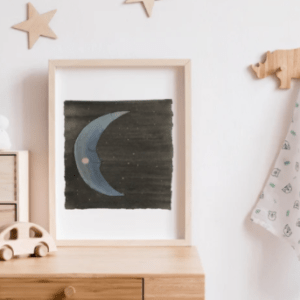 Silent Night Wall Art Print