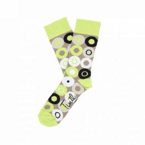 Retro Oscar green Tintl Socks (pack of 6)