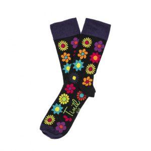 Flower Tintl Socks (pack of 6)