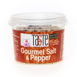 Gourmet Salt & Pepper 60g box of 12