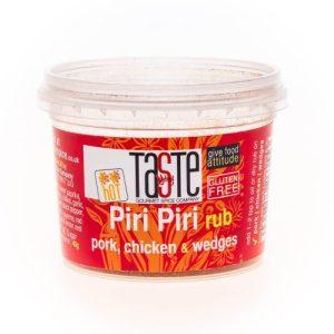 Piri Piri Rub (Hot) 40g box of 12 - 3 Piri Piri Rub 500x500