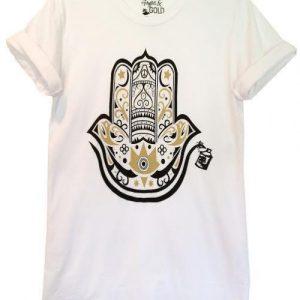White Graphic Hamza Hand Tee - 3 tees hamza hand tee white 1 1024x1024 2x 2b1caebc 62b7 4966 b7b4 c3512d6fe862 500x500