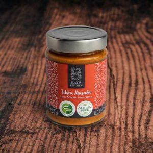 Tikka Masala Stir-in Sauce pack of 6 jars - 4 Bays Kitchen Tikka Masala Wood 980x980 1 500x500