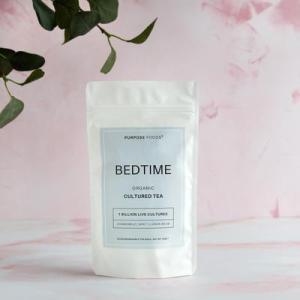 BEDTIME – ORGANIC PROBIOTIC TEA (20 BIO BAGS)