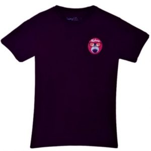 Monkey Face T-shirt Navy Blue