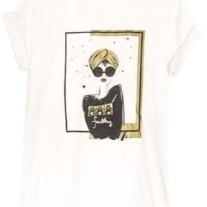 "White Graphic ""Turban Girl"" Women's Tee - 6 10 396x500"