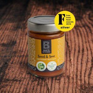 Sweet & Sour Stir-in Sauce pack of 6 jars - 6 Bays Kitchen Sweet Sour Wood Award 980x980 1 500x500