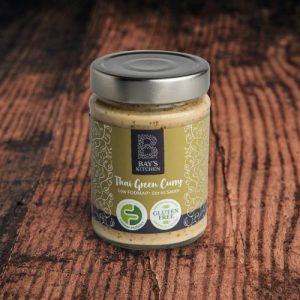 Thai Green Curry Stir-in Sauce pack of 6 jars - 7 Bays Kitchen Thai Green Curry Wood 980x980 1 500x500