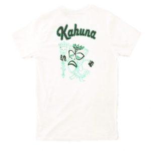 Totem T-shirt White - 7 Camiseta kahuna store hombre joven algodon organico hechicero hawaiano surf skate snow 500x500